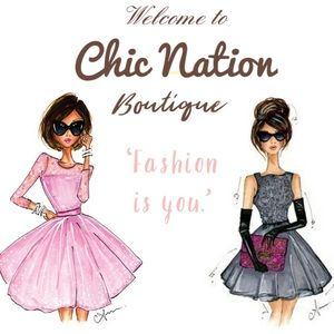 ❤️We are Chic Nation Boutique❤️